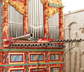 Det spanske orgel