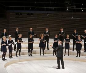 Korkoncert: Vokalensemblet Concert Clemens