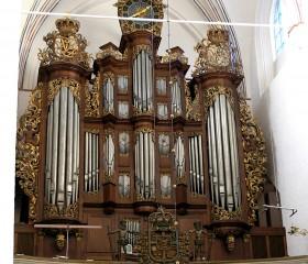 Danmarks største kirkeorgel (rundvisning)