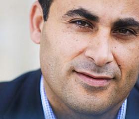 INTEGRATION: Politiker, debattør og forfatter Naser Khader
