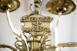 Peter Ibsen tæt på