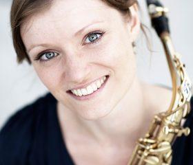 Koncert for saxofon & orgel