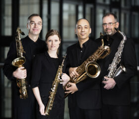 Sommerjazz 2020 | Jutlandia saxophone quartet