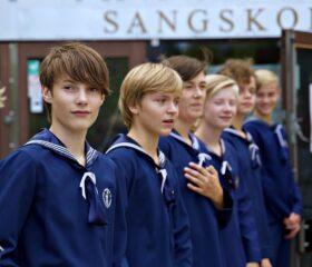 Korkoncert: Københavns Drengekor